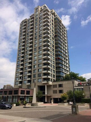 "Photo 1: 1905 1 RENAISSANCE Square in New Westminster: Quay Condo for sale in ""THE Q"" : MLS®# R2380935"