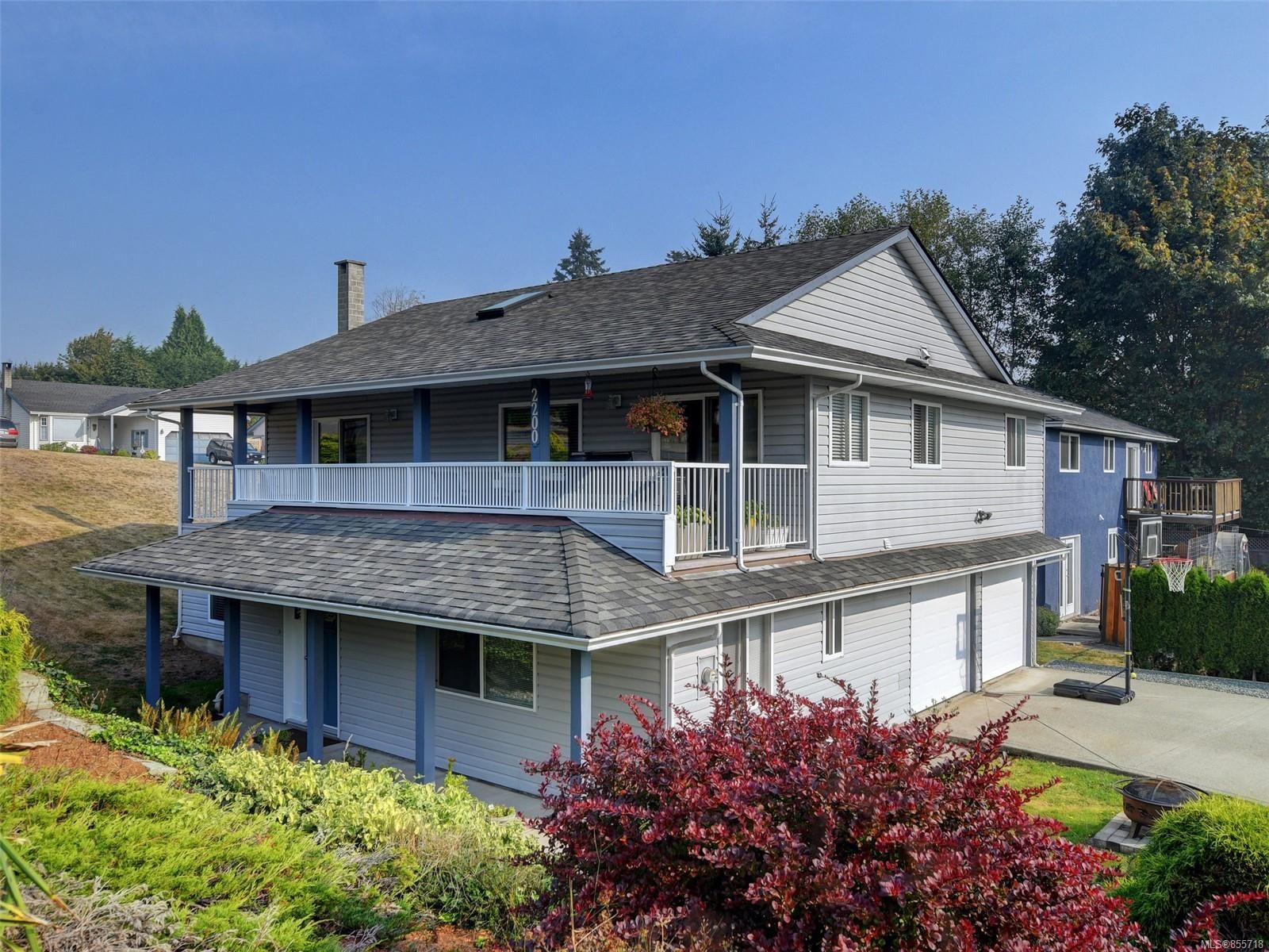 Main Photo: 2200 Tara Pl in : Sk Broomhill House for sale (Sooke)  : MLS®# 855718