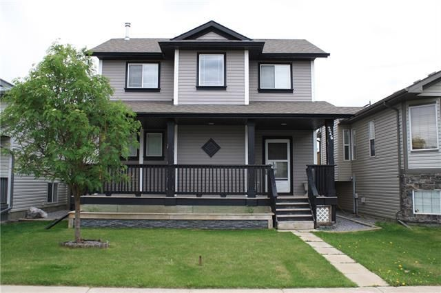 Main Photo: 226 SILVER SPRINGS Way NW: Airdrie Detached for sale : MLS®# C4302847