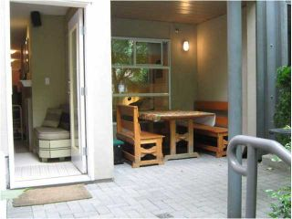 """Photo 7: 112 2181 W 12TH Avenue in Vancouver: Kitsilano Condo for sale in """"The Carlings"""" (Vancouver West)  : MLS®# V901952"""