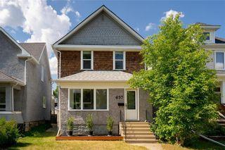 Photo 1: 637 Jubilee Avenue in Winnipeg: House for sale : MLS®# 202116006