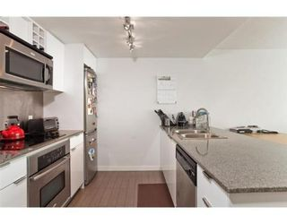 Photo 4: # 2505 233 ROBSON ST in Vancouver: Condo for sale : MLS®# V877253