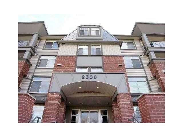 Main Photo: # 408 2330 WILSON AV in Port Coquitlam: Central Pt Coquitlam Condo for sale : MLS®# V1062643
