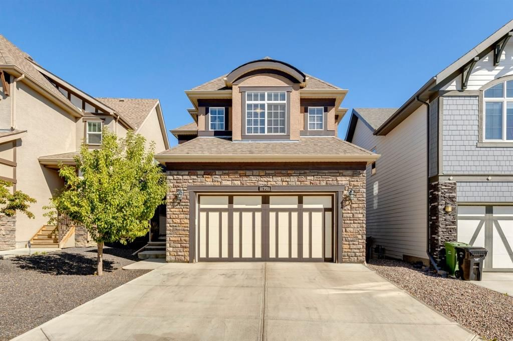 Main Photo: 90 Masters Avenue SE in Calgary: Mahogany Detached for sale : MLS®# A1142963