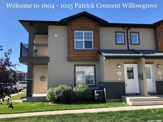 Photo 1: 1604 1015 Patrick Crescent in Saskatoon: Willowgrove Residential for sale : MLS®# SK837311