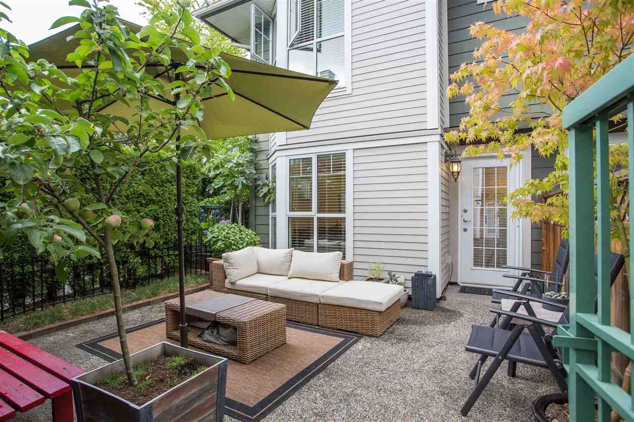 Main Photo: 101 248 E 18TH AVENUE in Vancouver: Main Townhouse for sale (Vancouver East)  : MLS®# R2491770