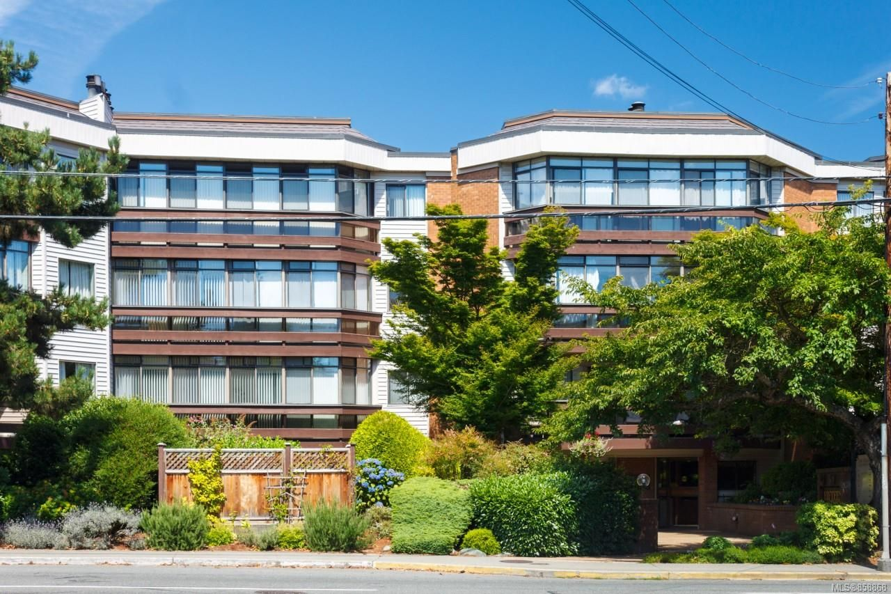 Main Photo: 109 1560 Hillside Ave in : Vi Oaklands Condo for sale (Victoria)  : MLS®# 858868