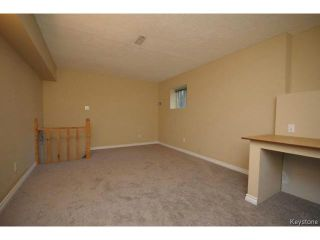 Photo 18: 1024 Buchanan Boulevard in WINNIPEG: Westwood / Crestview Condominium for sale (West Winnipeg)  : MLS®# 1320553