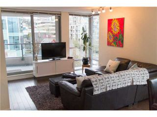 """Photo 2: 605 587 W 7TH Avenue in Vancouver: Fairview VW Condo for sale in """"THE AFFINITY"""" (Vancouver West)  : MLS®# V1117685"""