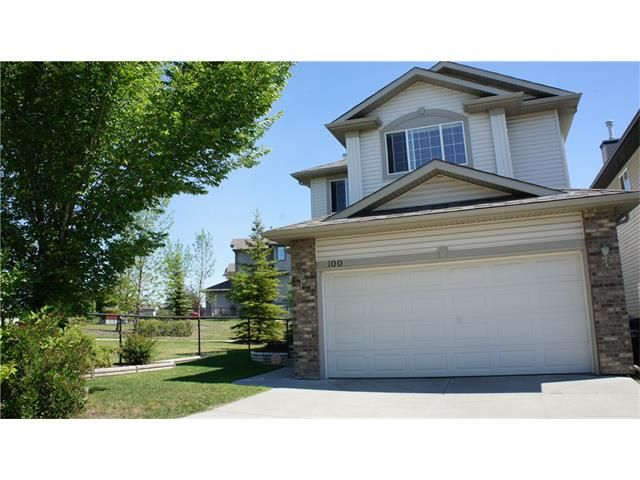 Main Photo: 100 TUSCANY RAVINE Road NW in Calgary: Tuscany House for sale : MLS®# C4030985