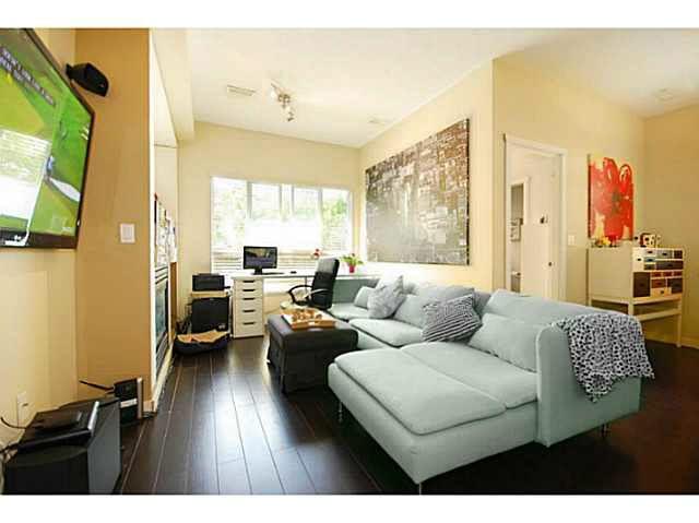 """Spacious Living room"