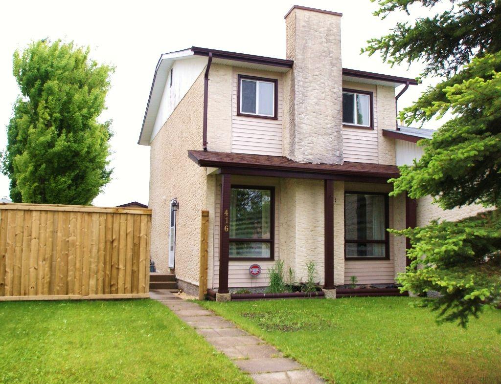 Main Photo: 416 Murray Avenue in Winnipeg: Residential for sale (North West Winnipeg)  : MLS®# 1111849