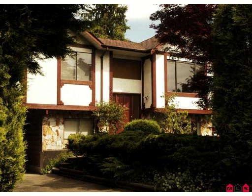 Main Photo: 8584 BROOKE Road in Delta: Nordel House for sale (N. Delta)  : MLS®# F2815049