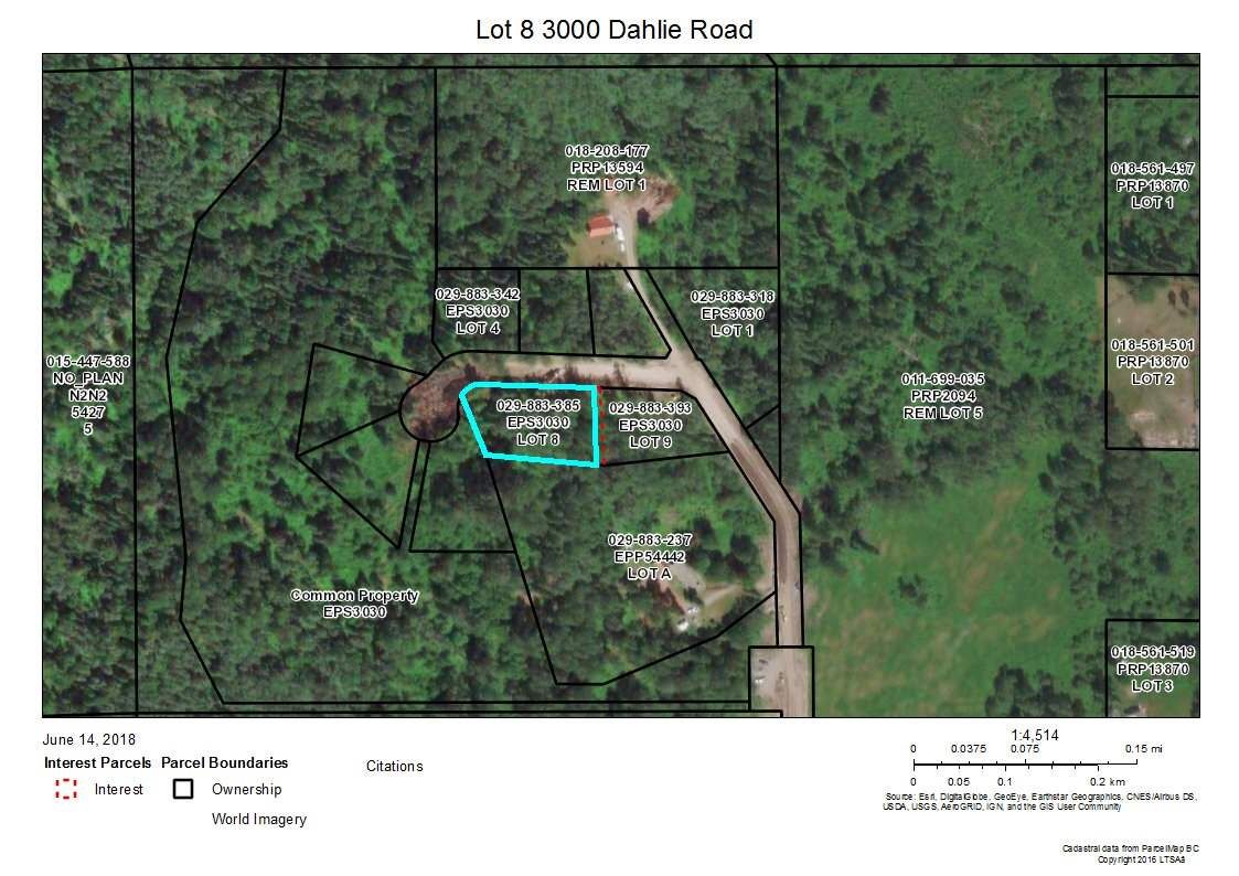 """Main Photo: 8 3000 DAHLIE Road in Smithers: Smithers - Rural Land for sale in """"Mountain Gateway Estates"""" (Smithers And Area (Zone 54))  : MLS®# R2280427"""
