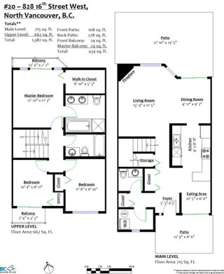 """Photo 20: 20 828 W 16TH Street in North Vancouver: Hamilton Townhouse for sale in """"Hamilton Court"""" : MLS®# R2191452"""