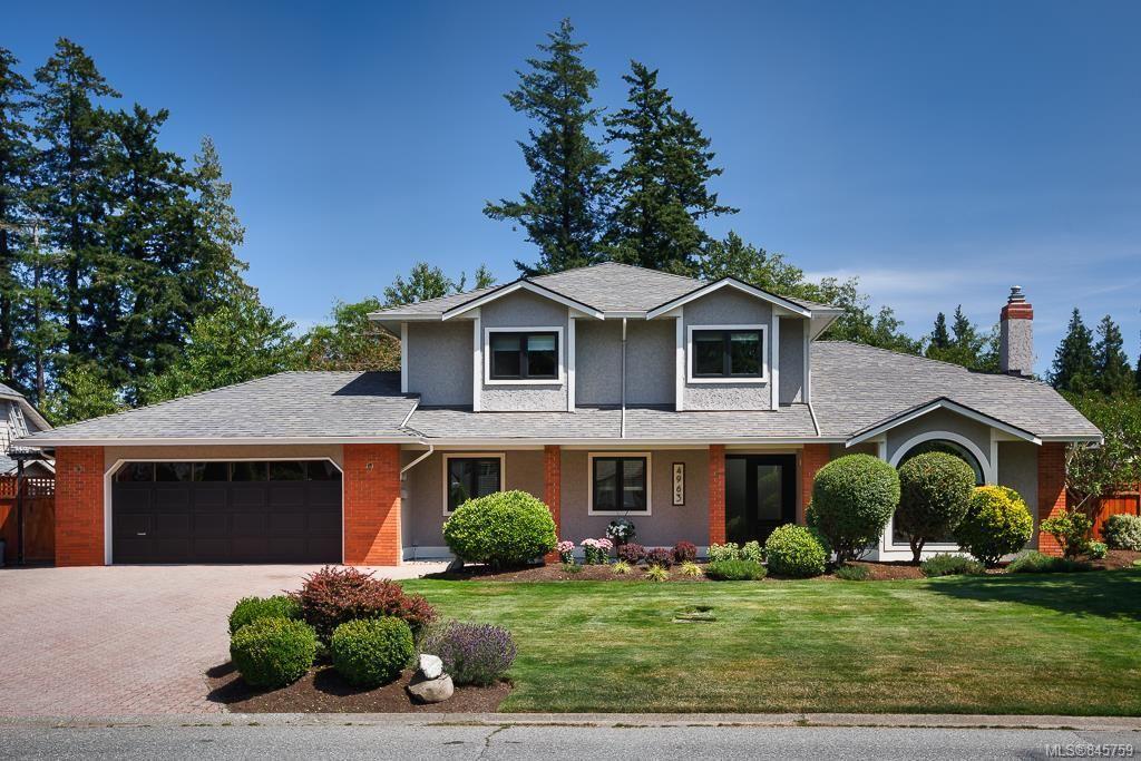 Main Photo: 4963 Del Monte Ave in : SE Cordova Bay House for sale (Saanich East)  : MLS®# 845759