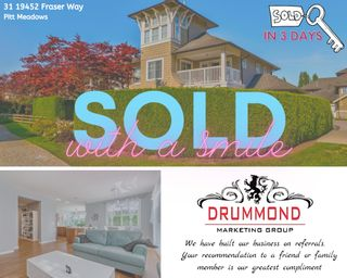 FEATURED LISTING: 31 - 19452 FRASER Way Pitt Meadows