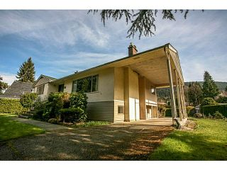 Photo 1: 4378 CHEVIOT Road in North Vancouver: Forest Hills NV House for sale : MLS®# V1111023