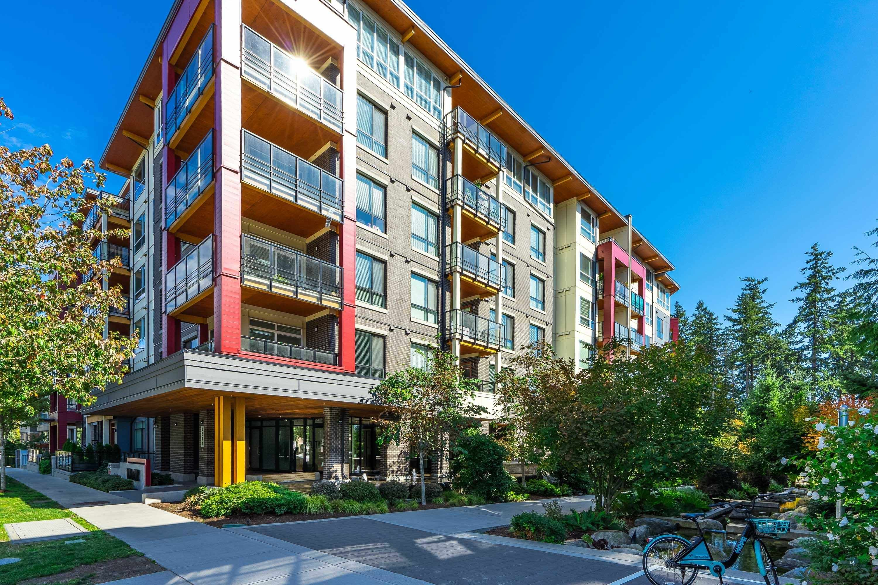"""Main Photo: 510 3581 ROSS Drive in Vancouver: University VW Condo for sale in """"VIRTUOSO"""" (Vancouver West)  : MLS®# R2614192"""