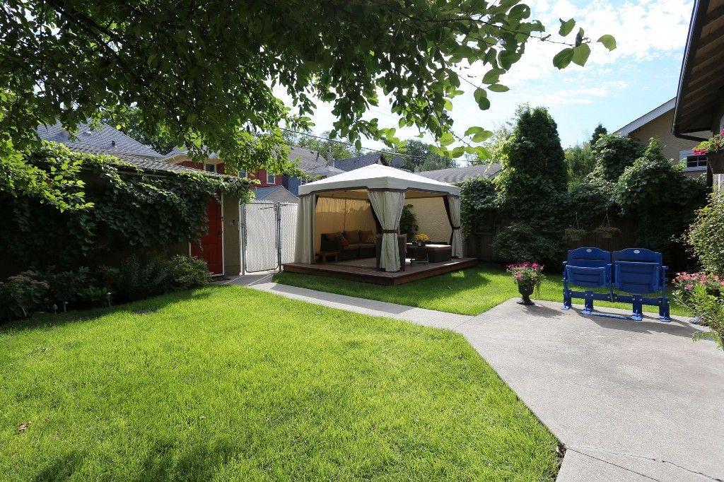 Photo 33: Photos: 105 Lipton Street in Winnipeg: Wolseley Single Family Detached for sale (West Winnipeg)  : MLS®# 1525388