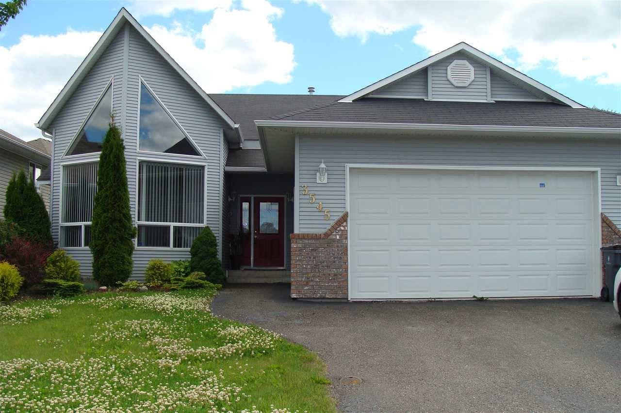 Main Photo: 3545 CHARTWELL AVENUE in : Lafreniere House for sale : MLS®# R2080124