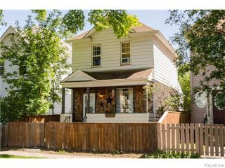 Photo 1: 683 Victor Street in Winnipeg: West End Residential for sale (5A)  : MLS®# 1620390