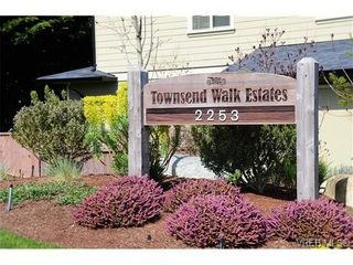 Photo 20: 110 2253 Townsend Rd in SOOKE: Sk Broomhill Row/Townhouse for sale (Sooke)  : MLS®# 726599