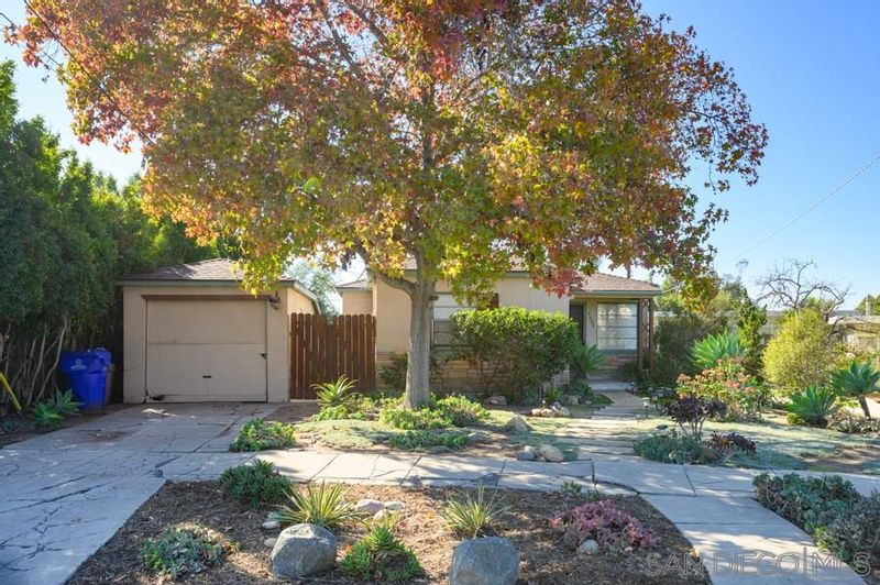 FEATURED LISTING: 4984 Mountain View Drive West San Diego