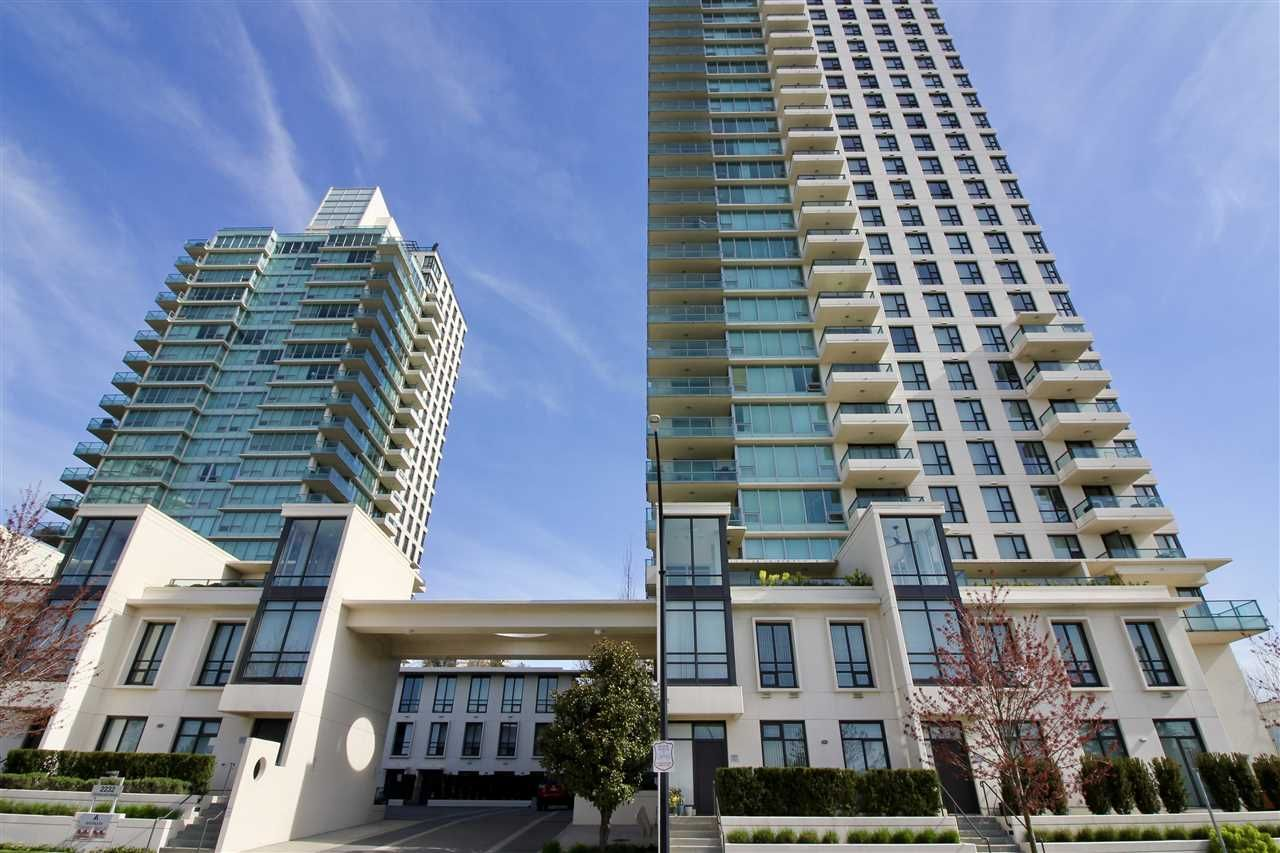 """Main Photo: 1206 2232 DOUGLAS Road in Burnaby: Brentwood Park Condo for sale in """"AFFINITY"""" (Burnaby North)  : MLS®# R2392830"""