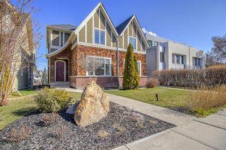 Main Photo: 2014 37 Avenue SW in Calgary: Altadore Semi Detached for sale : MLS®# A1094068