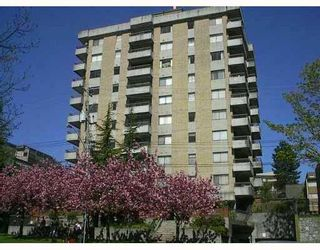 "Photo 1: 701 209 CARNARVON Street in New_Westminster: Downtown NW Condo for sale in ""ARGYLE HOUSE"" (New Westminster)  : MLS®# V745401"