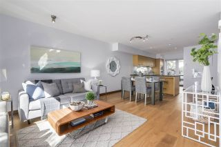 """Photo 3: 214 1961 COLLINGWOOD Street in Vancouver: Kitsilano Townhouse for sale in """"VIRIDIAN GREEN"""" (Vancouver West)  : MLS®# R2205025"""