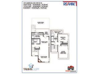 Photo 22: 229 QUEENSLAND Drive SE in Calgary: Queensland House for sale : MLS®# C4022795