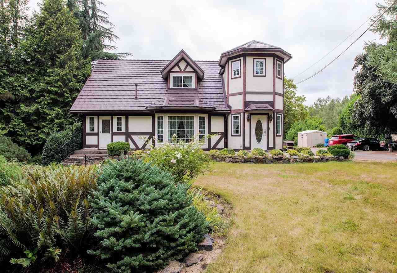 """Main Photo: 5341 256 Street in Langley: Salmon River House for sale in """"Salmon River"""" : MLS®# R2338105"""