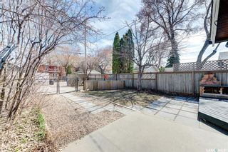 Photo 43: 732 5th Avenue North in Saskatoon: City Park Residential for sale : MLS®# SK852619