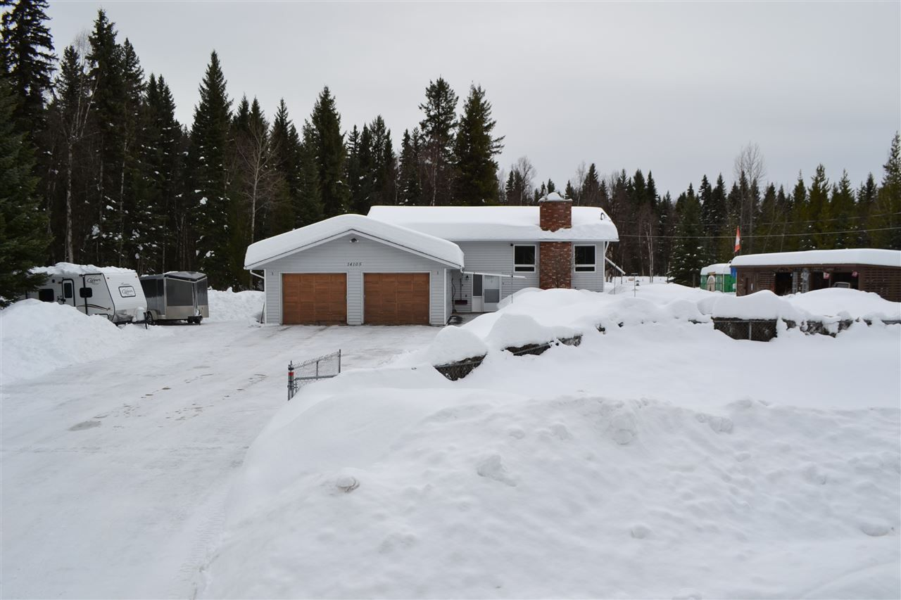Main Photo: 14105 S NECHAKO Place: Miworth House for sale (PG Rural West (Zone 77))  : MLS®# R2243555