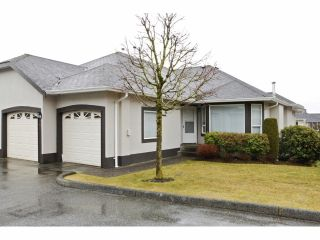 "Photo 1: 148 3160 TOWNLINE Road in Abbotsford: Abbotsford West Townhouse for sale in ""SOUTHPOINTE RIDGE"" : MLS®# F1405788"