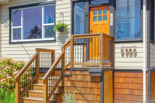 Photo 3: 588 Leaside Ave in VICTORIA: SW Glanford House for sale (Saanich West)  : MLS®# 817494
