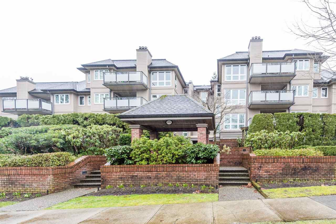 """Main Photo: 105 3970 LINWOOD Street in Burnaby: Burnaby Hospital Condo for sale in """"CASCADE VILLAGE"""" (Burnaby South)  : MLS®# R2334450"""
