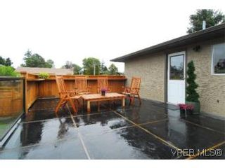 Photo 12: 4042 Hessington Place in VICTORIA: SE Arbutus House for sale (Saanich East)  : MLS®# 532222