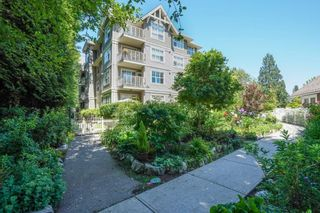 """Photo 2: 107 960 LYNN VALLEY Road in North Vancouver: Lynn Valley Condo for sale in """"Balmoral House"""" : MLS®# R2599701"""