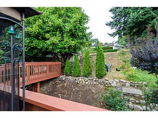 """Photo 21: 1436 PITT RIVER Road in Port Coquitlam: Mary Hill 1/2 Duplex for sale in """"MARY HILL"""" : MLS®# V1130423"""