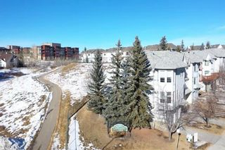 Photo 41: 91 Patina Rise SW in Calgary: Patterson Row/Townhouse for sale : MLS®# A1071867