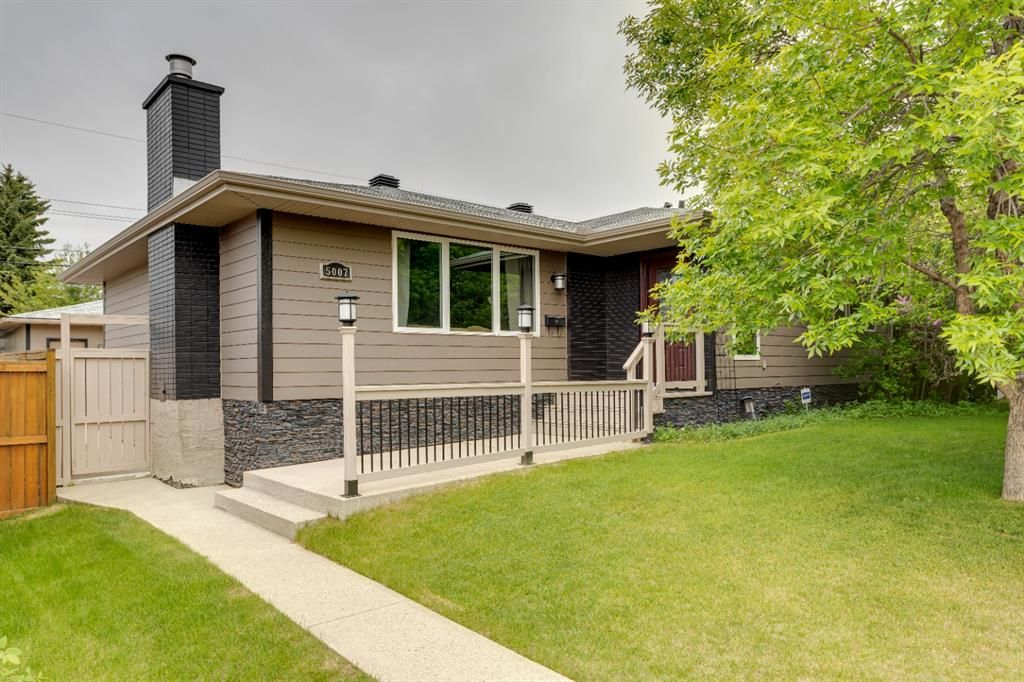 Main Photo: 5007 Nolan Road NW in Calgary: North Haven Detached for sale : MLS®# A1100705