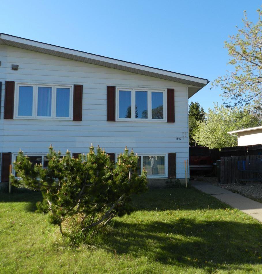Main Photo: 196 MILLBOURNE Road E in Edmonton: Zone 29 House Half Duplex for sale : MLS®# E4246169