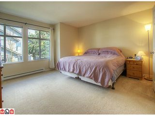 """Photo 12: 28 14959 58TH Avenue in Surrey: Sullivan Station Townhouse for sale in """"SKYLANDS"""" : MLS®# F1210484"""