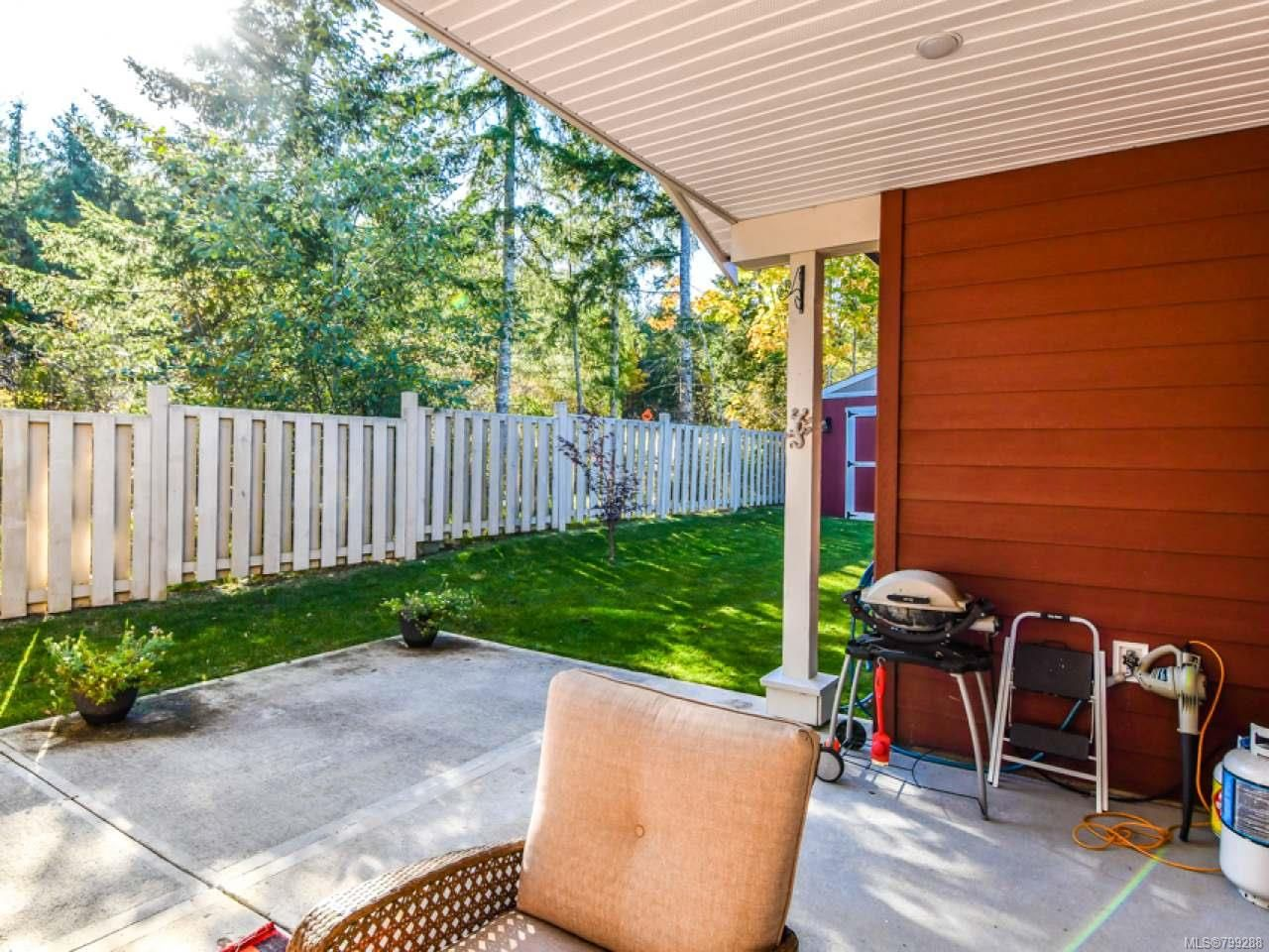Photo 31: Photos: 11 301 Arizona Dr in CAMPBELL RIVER: CR Willow Point Half Duplex for sale (Campbell River)  : MLS®# 799288