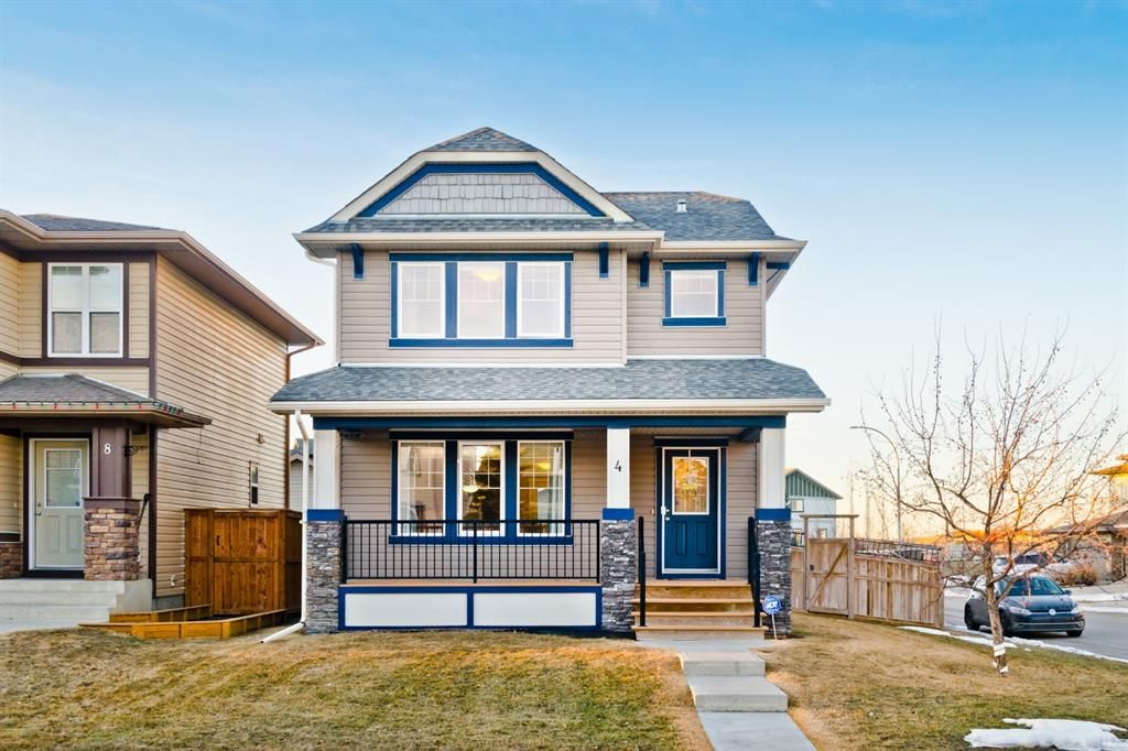 Main Photo: 4 PANORA Road NW in Calgary: Panorama Hills Detached for sale : MLS®# A1079439
