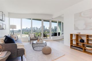 """Main Photo: 807 181 W 1ST Avenue in Vancouver: False Creek Condo for sale in """"BROOK AT THE VILLAGE"""" (Vancouver West)  : MLS®# R2591261"""