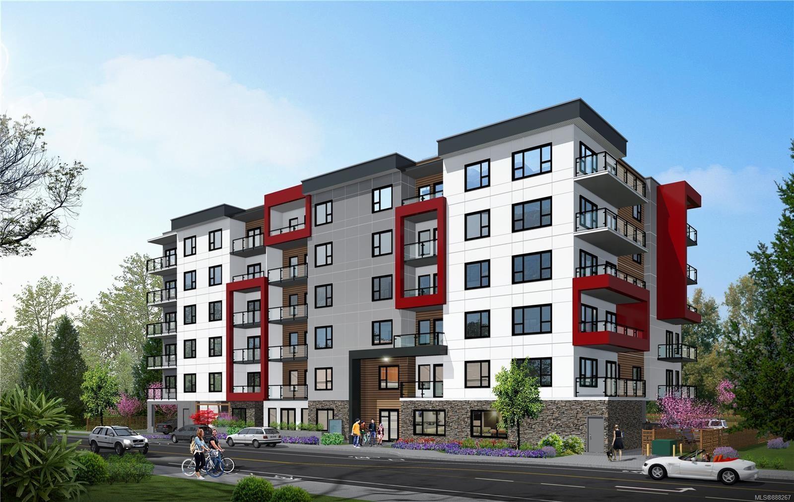 Main Photo: 402 810 Orono Ave in Langford: La Langford Proper Condo for sale : MLS®# 888267